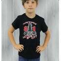 Hells Angels Support81 West Rock City Hammer Black Children's T-Shirt