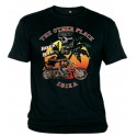 Hells Angels The Other Place Ibiza Big Red Machine T-Shirt black
