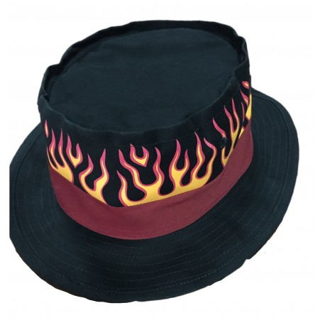 Hells Angels Flaming Hat Support 81