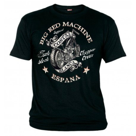 Hells Angels Big Red Machine fuck stock  Support81 T-Shirt