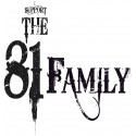 Hells Angels Support 81 Family Ladies T-Shirt