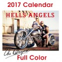 Hells Angels Germany Support 81 Calendar 2017