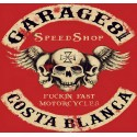 Hells Angels Fuckin Fast Support81 Black T-Shirt